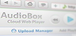 AudioBox.fm controlled with your Apple Remote