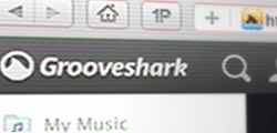 Control Grooveshark with your Apple Remote